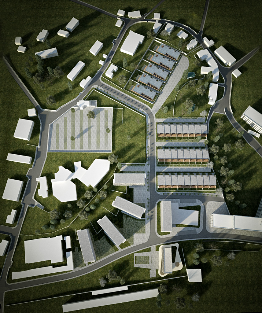 Quinta do Rorigo Urbanisation Plan
