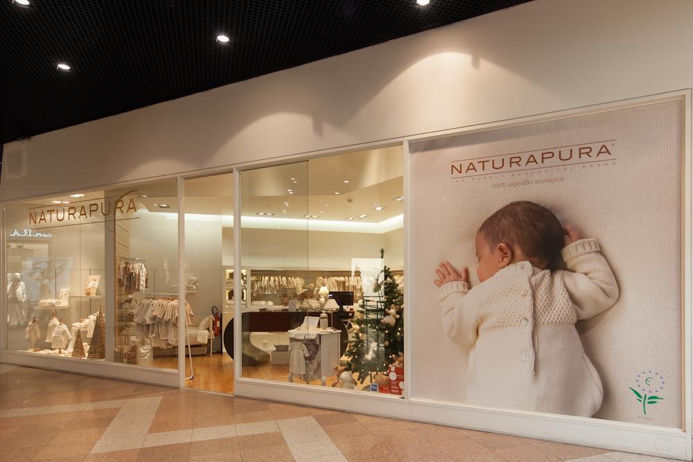 Natura Pura Store Central Arquitectos