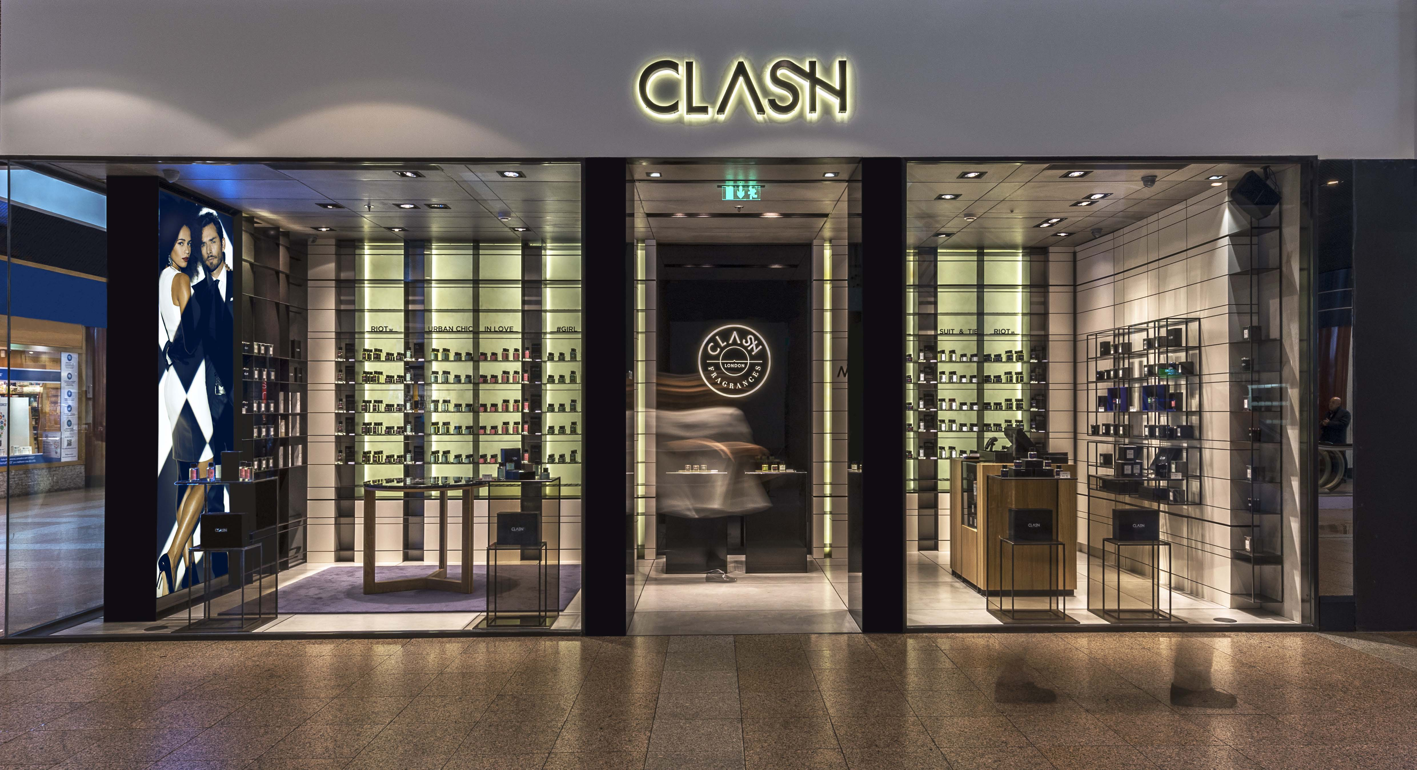 Clash Fragances Store