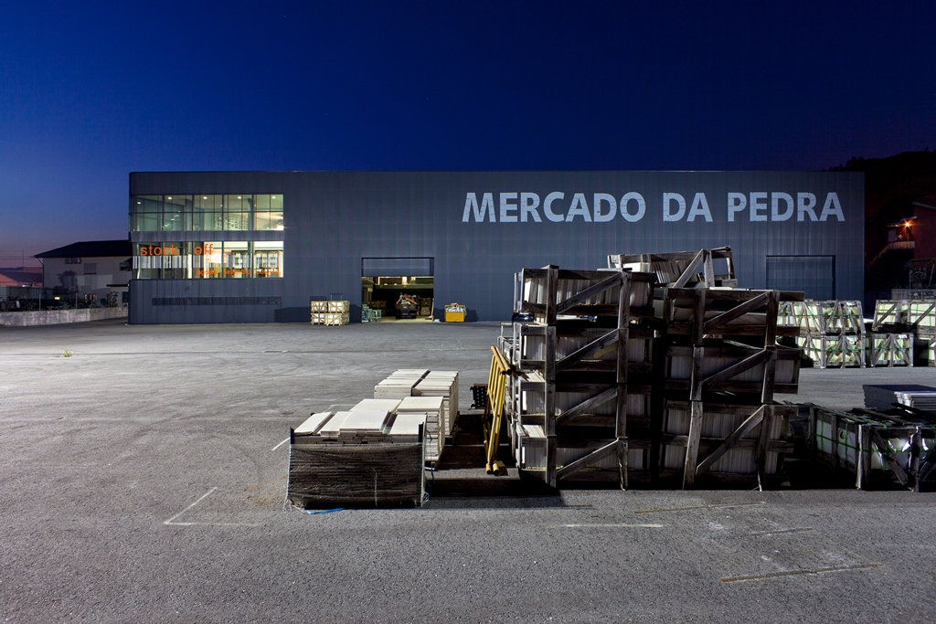 Showroom Mercado da Pedra